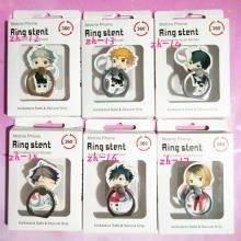 Haikyuu anime ring phone support frame rack shelf