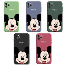 Mickey anime iphone 12/11/7/8/X/XS/XR PLUSH MAX ca...