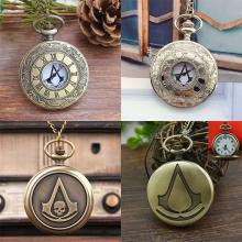Assassin's creed game pocket watch