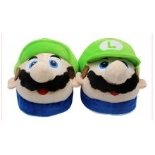 Super Mario anime shoes slippers a pair 2 colors