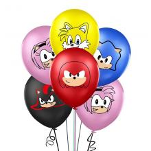 Sonic The Hedgehog balloon airballoon(price for 20...