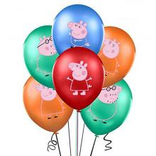Peppa Pig anime balloon airballoon(price for 100pc...