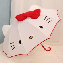 Hello Kitty anime child umbrella