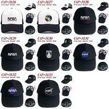 NASA cap sun hat