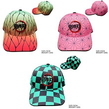 Demon Slayer anime cap sun hat